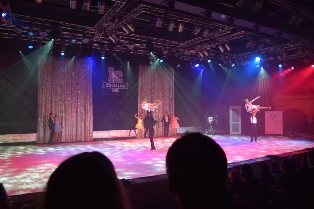"Show ""Ice College 2016"" im Phantasialand"