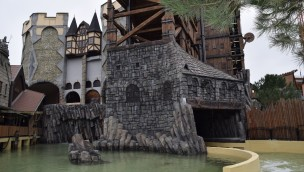 "Neuer Tunnel bei ""River Quest"" im Phantasialand"