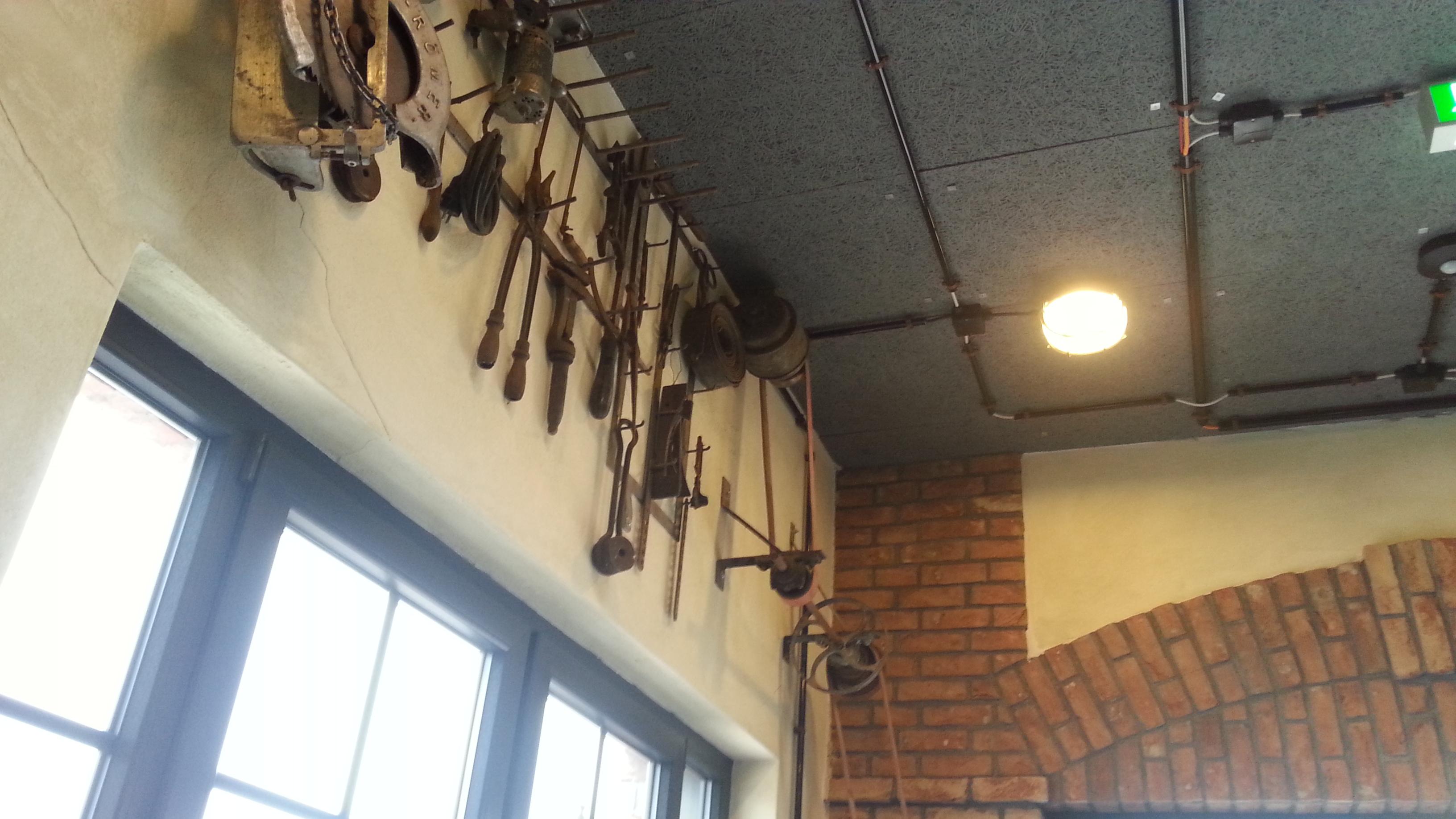 """Themenrestaurant """"Zur Werksküche"""" von innen (Bild: Lukas Reiner)"""