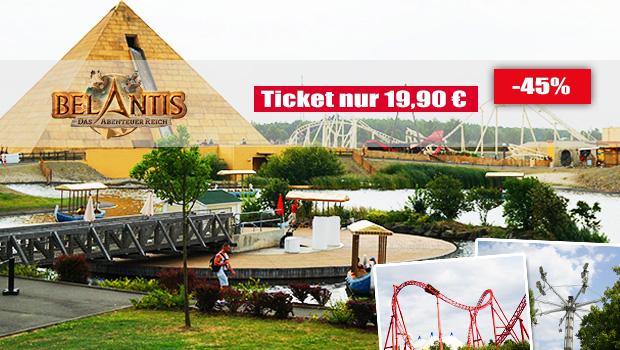 BELANTIS-Tickets in 2018 günstig mit Rabatt-Gutschein
