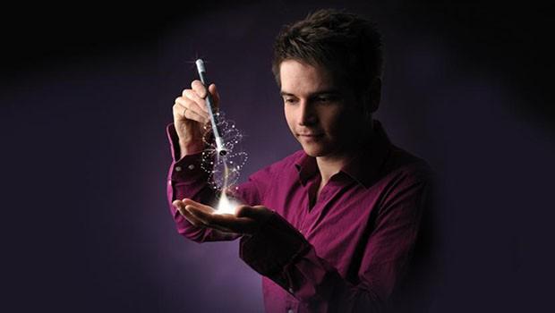 Zauberer Ben Jayman