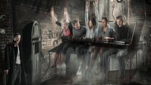 """Free-Fall-Tower """"Exitus"""" in Berlin Dungeon offiziell eröffnet"""