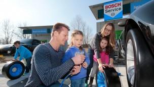 Bosch Car Service Werkstattwelt im Ravensburger Spieleland