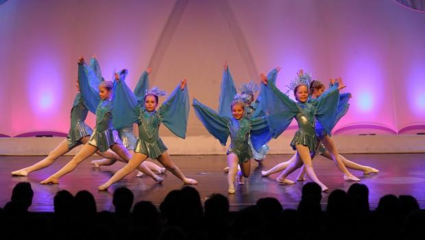 """""""Carribean Blue"""" bei den Duisburger Tanztagen 2016"""