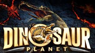 """Dinosaurier erobern Bangkok im neuen Urzeit-Themenpark """"Dinosaur Planet"""""""