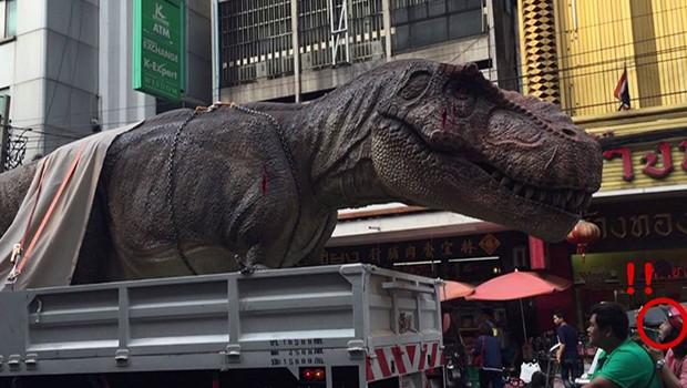 Dinosaur Planet Bangkok T-Rex