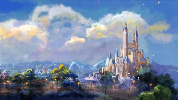 Disneyland Shanghai Fantasyland