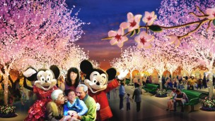 Disneyland Shanghai Gardens of Imagination