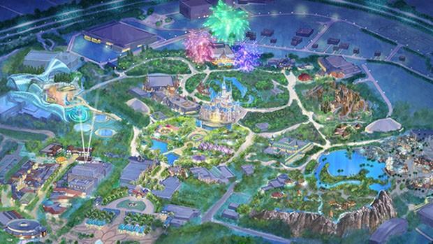 Disneyland Shanghai Park
