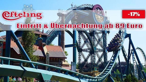 Efteling Bosrijk Angebot 03/16