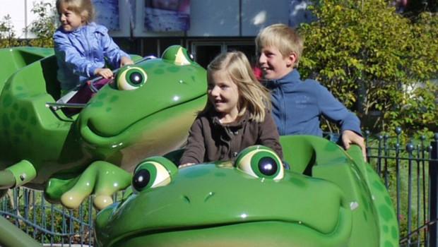 Familypark Neusiedlersee Froschhüpfer