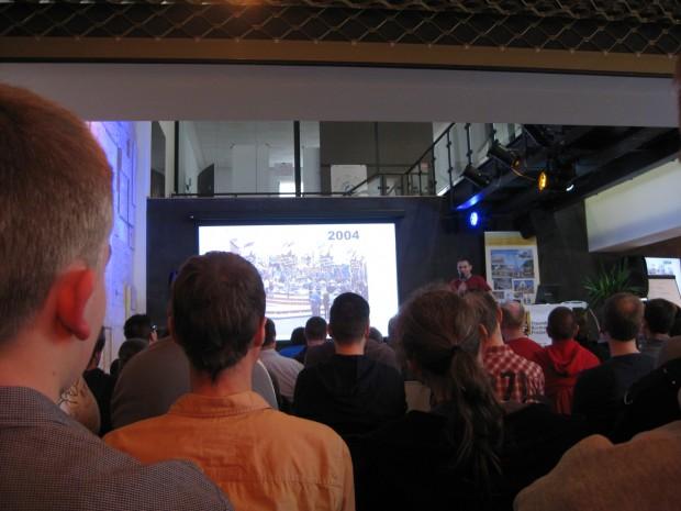FKF Convention 2016 - Vortrag von Kevin Hoffmann