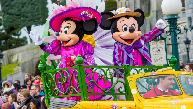 Goofy Garden Party - Disneyland Paris