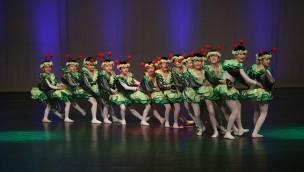 Nachwuchs der Europa-Park Talent Academy überzeugt bei Duisburger Tanztagen 2016