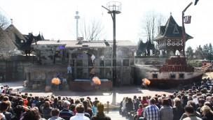 """Heide Park zeigt 2016 neue Shows """"Festival der Welten"""" und """"Die Rache des Admirals"""""""