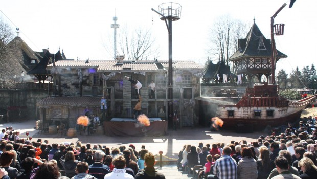 Heide-Park Piraten-Arena