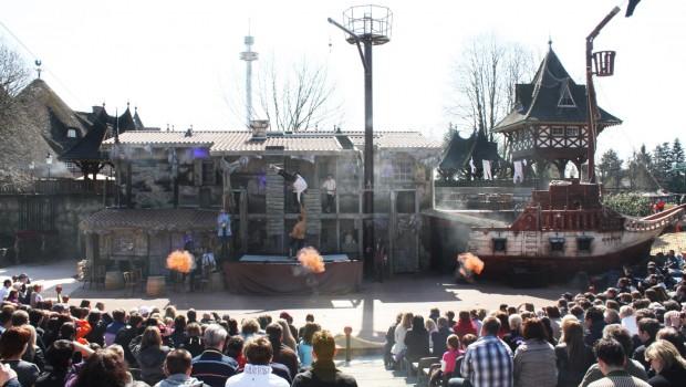 Heide-Park Piraten-Arena