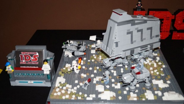 Imperium der Steine - LEGOLAND Discovery Centre 2015