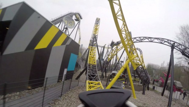 Lost Gravity OnRide-Video