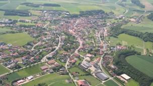 Luftbild Altheim