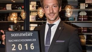 Marco Gerlach - Nachwuchssommellier 2016 - Europa-park Ammolite