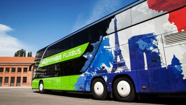 MeinFernbus Flixbus zum Disneyland Paris
