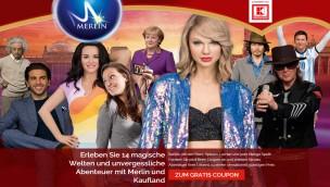 Merlin-Aktion mit Kaufland 2016