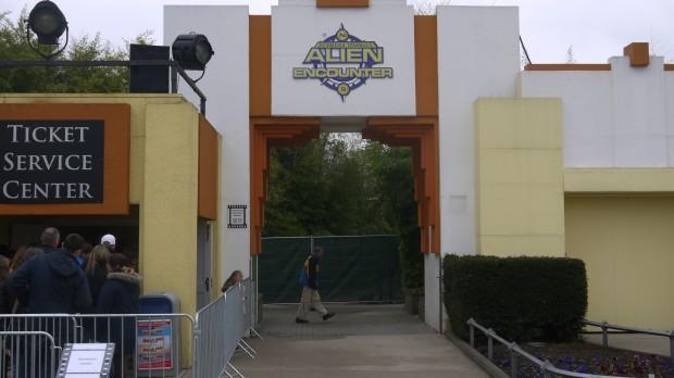 """""""Bermuda Triangle: Alien Encounter"""" bleibt einige Tage nach Saisonstart geschlossen."""