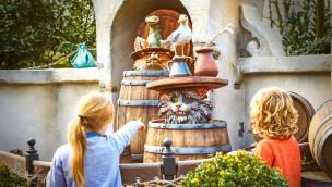 """""""Pinocchio"""" hält Einzug in Efteling: neues Märchen eröffnet"""