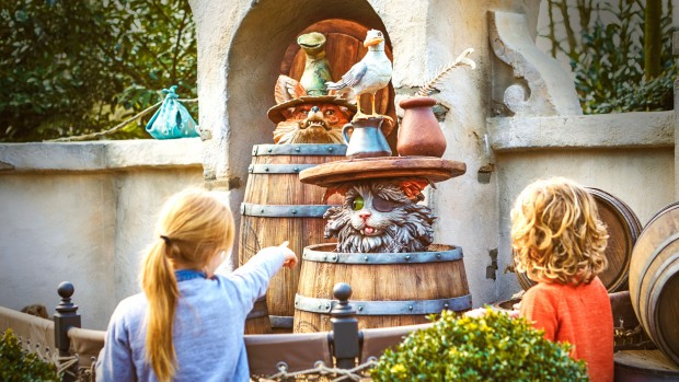Pinocchio Efteling