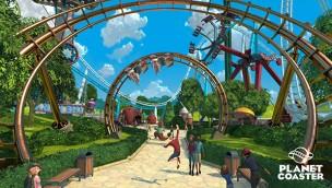 Planet Coaster: Finales Erscheinungsdatum der Freizeitpark-Simulation bekannt gegeben