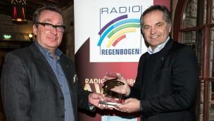 Radio Regenbogen Award 2016 ist ausverkauft – Mediengala im Europa-Park findet am 22. April statt