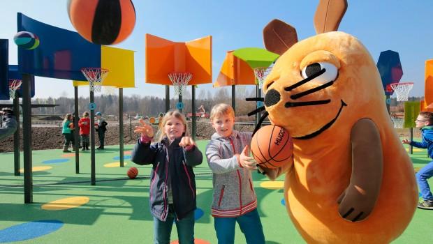 Ravensburger Spieleland - Basketball mit der Maus