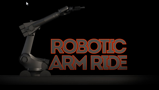 Robotic Arm Ride