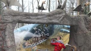 Saurierpark Kleinwelka erwacht zur Saison 2016 in neuem Glanz
