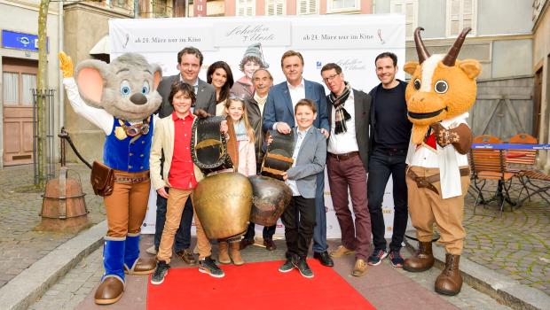 Schellen Urlsi Film - Premiere im Europa-Park