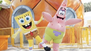 "Shoppen mit ""Spongebob"": Parques Reunidos bringt ""Nickelodeon""-Entertainment-Zentren nach Europa"
