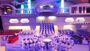 Star Wars Ausstellung 2016 im LEGOLAND Discovery Centre Oberhausen