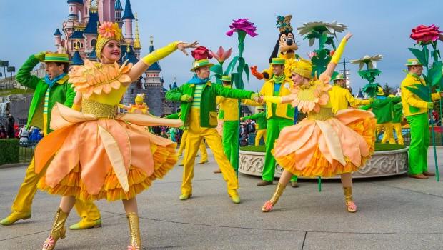 Swing into Spring im Disneyland Paris