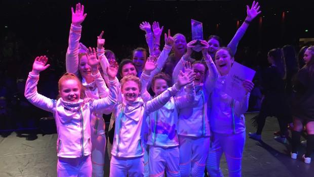 """""""The K. Crew"""" bei den Duisburger Tanztagen 2016"""