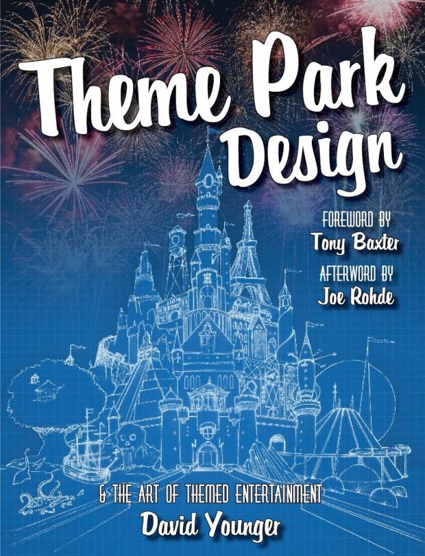 Theme Park Design Buchcover
