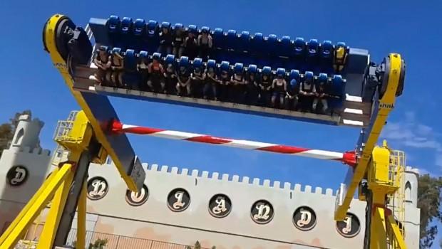 Tivoli World Málaga - Tivoli Dragón