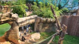 Trophenhalle - Darwineum - Zoo Rostock