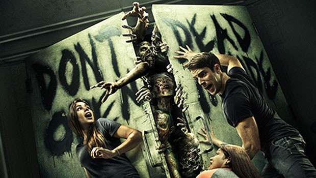 The Walking Dead Attraktion Universal Studios