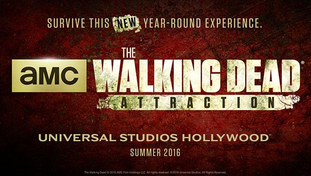 Walking Dead Universal Studios