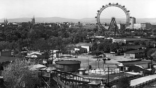 Wiener Riesenrad Historisch