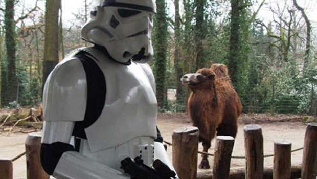 Zoo Dortmund Star Wars