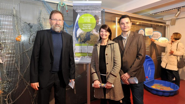 Zoo Rostock - Ausstellung Mensch Meer Müll Eröffnung 2016