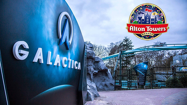 Alton Towers Galactica