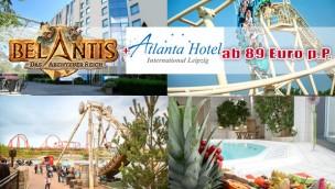 BELANTIS mit Übernachtung im Wellness-Hotel - Angebot 2019